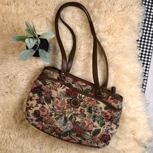 Blossoms tapestry bag 🌷